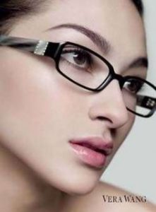 world of vera wang glasses