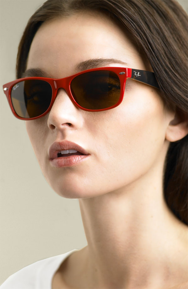 wayfarer sunglasses pack ray-ban sunglasses with female models posing f42f63857d