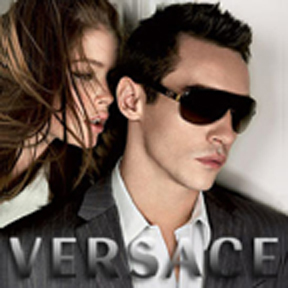 fc6a708fd421 Our fashion blog knows that the Versace glasses label is what people think  of when they picture Miami nightclubs, Milan runways and New York City  dinner ...