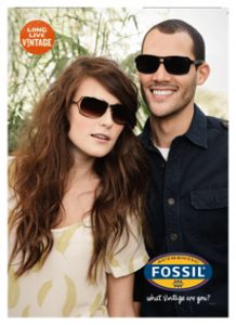 Fossil Glasses